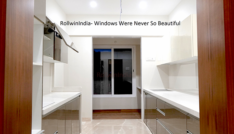 high quality sliding windows by Rollwinindia