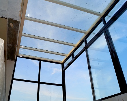Glass Roof Pune
