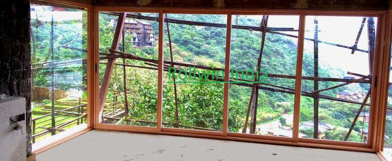 Lavasa Bungalow Windows By Rollwinindia